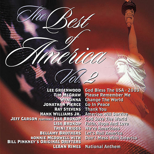 Play & Download Best of America, Vol. 2 by Various Artists | Napster