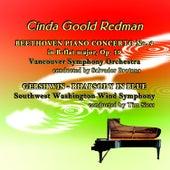 Piano Concerto No. 2 in B-Flat Major /  Rhapsody In Blue by Cinda Goold Redman