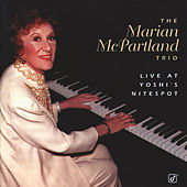 Live At Yoshi's Nitespot by Marian McPartland