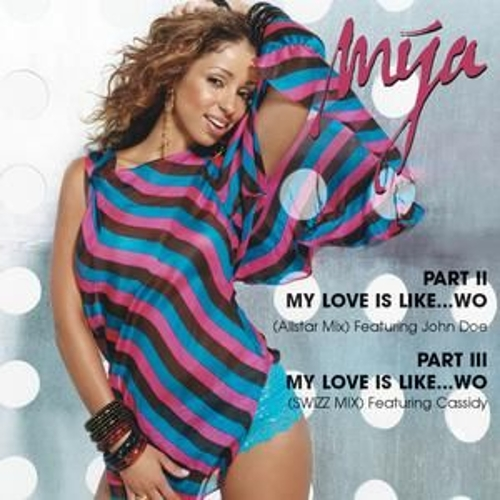 Play & Download My Love Is Like...Wo Part II/III by Mya | Napster