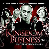 Kingdom Business pt.2 Featuring The Cajo Family von Various Artists
