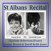 St Albans Recital by Various Artists