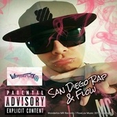 San Diego Rap & Flow by Wonderlox