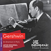 Gershwin: An American in Paris by New York Philharmonic