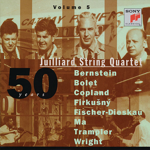 Play & Download Juilliard String Quartet: Great Collaborations by Various Artists | Napster