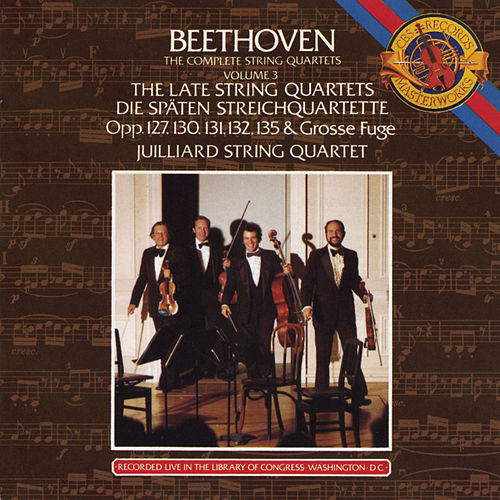 Play & Download Beethoven: The Late String Quartets by Various Artists | Napster