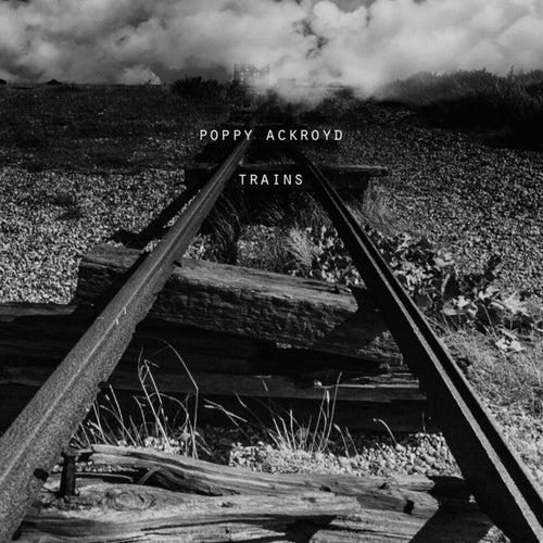 Trains by Poppy Ackroyd