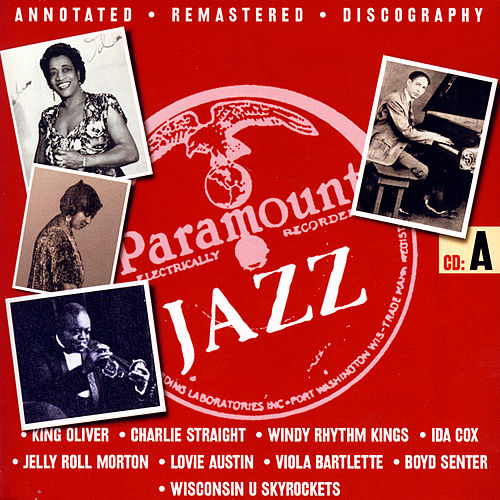 Play & Download Paramount Jazz (A) by Various Artists | Napster
