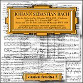Johann Sebastian Bach, Classical Favorites 7 by Various Artists