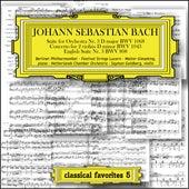 Johann Sebastian Bach, Classical Favorites 5 by Various Artists
