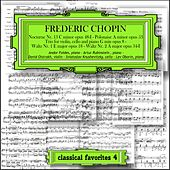 Frederic Chopin, Classical Favorites 4 by Various Artists