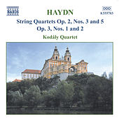 Play & Download String Quartets, Op. 2 by Franz Joseph Haydn | Napster