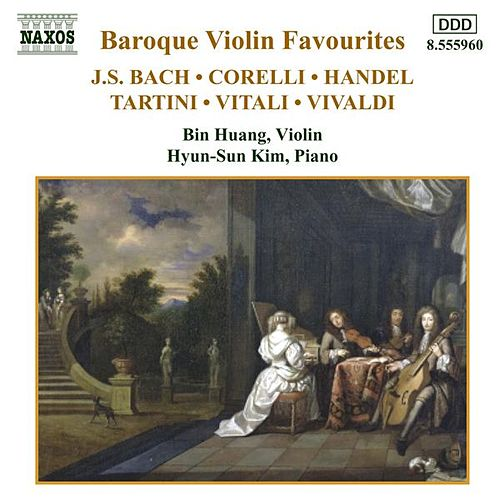 Brouque Violin Favourites by Various Artists