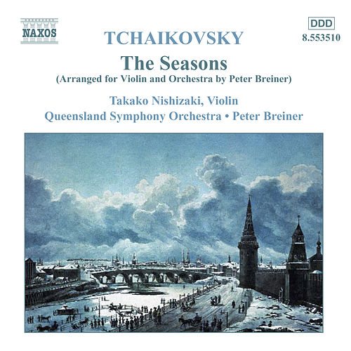 Play & Download The Seasons by Pyotr Ilyich Tchaikovsky | Napster