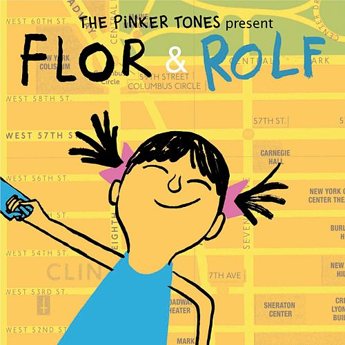 Flor & Rolf by The Pinker Tones