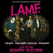 L.A.M.F. Live at the Bowery Electric by Lure Burke Stinson and Kramer