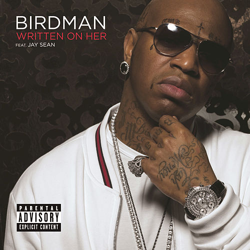 Written On Her by Birdman