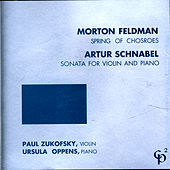 Play & Download Feldman/Schnabel by Ursula Oppens | Napster