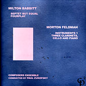 Play & Download Milton Babbitt/Morton Feldman by Various Artists | Napster