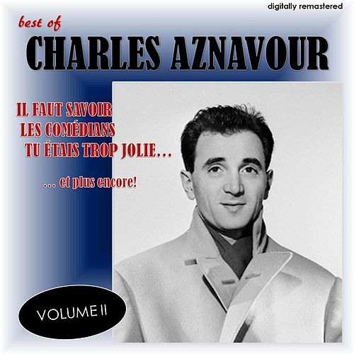 Best Of, Vol. 2 (Digitally Remastered) by Charles Aznavour