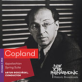 Copland: Appalachian Spring Suite by New York Philharmonic