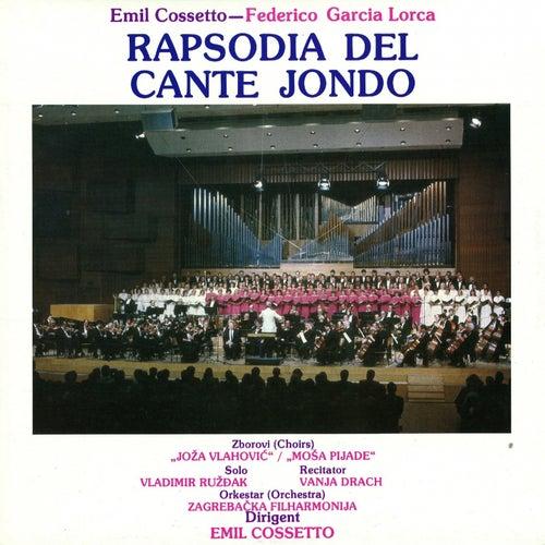 Rapsodija Del Cante Jondo by Zagrebačka filharmonija