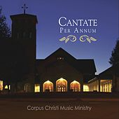 Cantate Per Annum by Various Artists