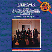 Play & Download Beethoven: The Early String Quartets by Juilliard String Quartet   Napster