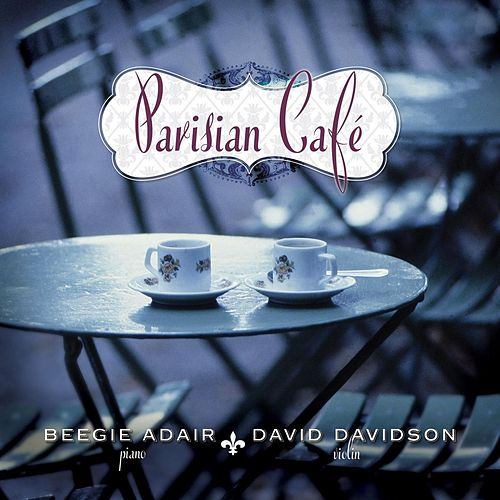 Parisian Cafe by Beegie Adair