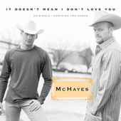 Play & Download It Doesn't Mean I Don't Love You by McHayes | Napster