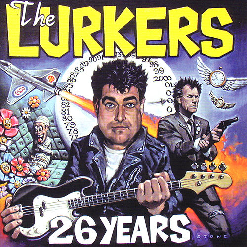 Play & Download 26 Years by The Lurkers | Napster