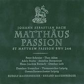 Play & Download Johann Sebastian Bach: Matthäus-Passion BWV 244 (Gesamtaufnahme) by Various Artists | Napster