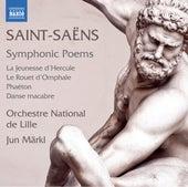 Saint-Saëns: Symphonic Poems by Orchestre National De Lille
