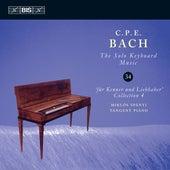 C.P.E. Bach: The Solo Keyboard Music, Vol. 34 by Miklós Spányi