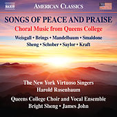 Songs of Peace & Praise by Various Artists