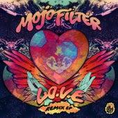 L.O.V.E Remix - Single by Mojo Filter