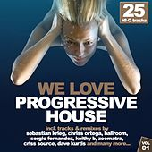 We Love Progressive House! by Various Artists