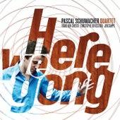 Here We Gong by Pascal Schumacher Quartet