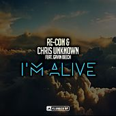 I'm Alive (feat. Gavin Beech) by Recon