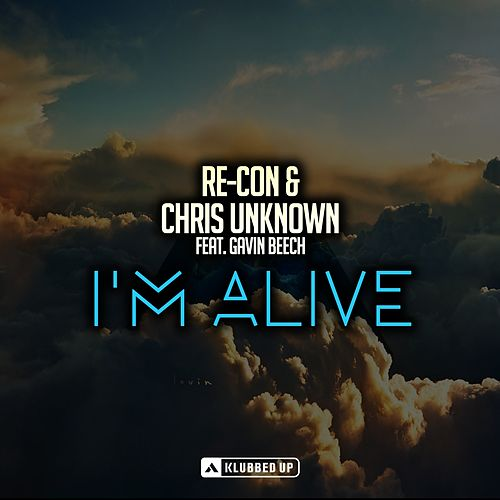 I'm Alive (feat. Gavin Beech) by Recon