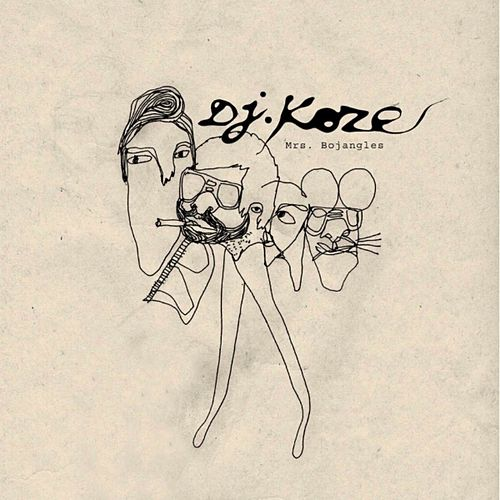 Mrs. Bojangels by DJ Koze