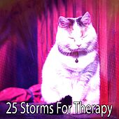 25 Storms For Therapy by Thunderstorm Sleep