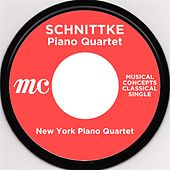 Schnittke: Quartet for Piano and Strings by New York Piano Quartet