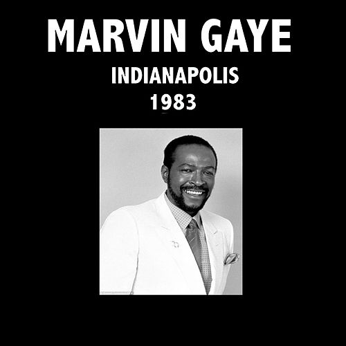 Pulis Speedway Indianapolis, June 1983 by Marvin Gaye