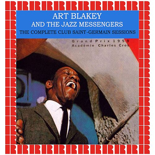 Art Blakey & The Jazz-Messengers at Club St. Germain von Art Blakey