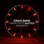 I Know You (Acoustic) van Craig David