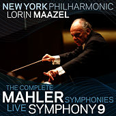 Mahler: Symphony No. 9 by New York Philharmonic