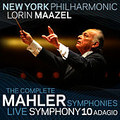 Play & Download Mahler: Symphony No. 10 Adagio by New York Philharmonic | Napster