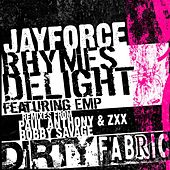 Play & Download Rhymes Delight featuring EMP by Jayforce | Napster
