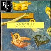 Musica sacra by Giovanni Battista Pergolesi